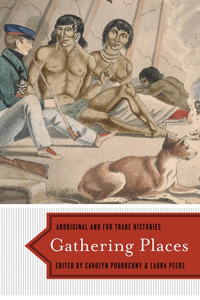 Book Cover - Gathering Places